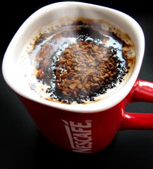Stimmungsbild für eine Website mit Thema Kaffee