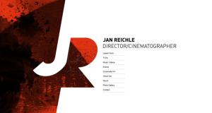 Klare Linien, purer Auftritt (Quelle: http://www.janreichle.com/)
