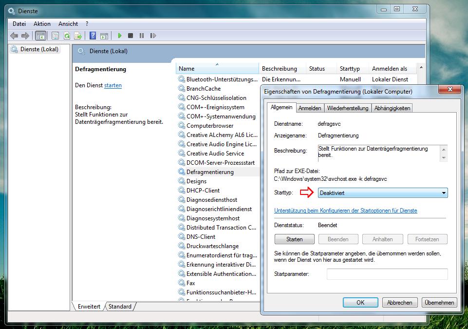 SSD_Defragmentierung