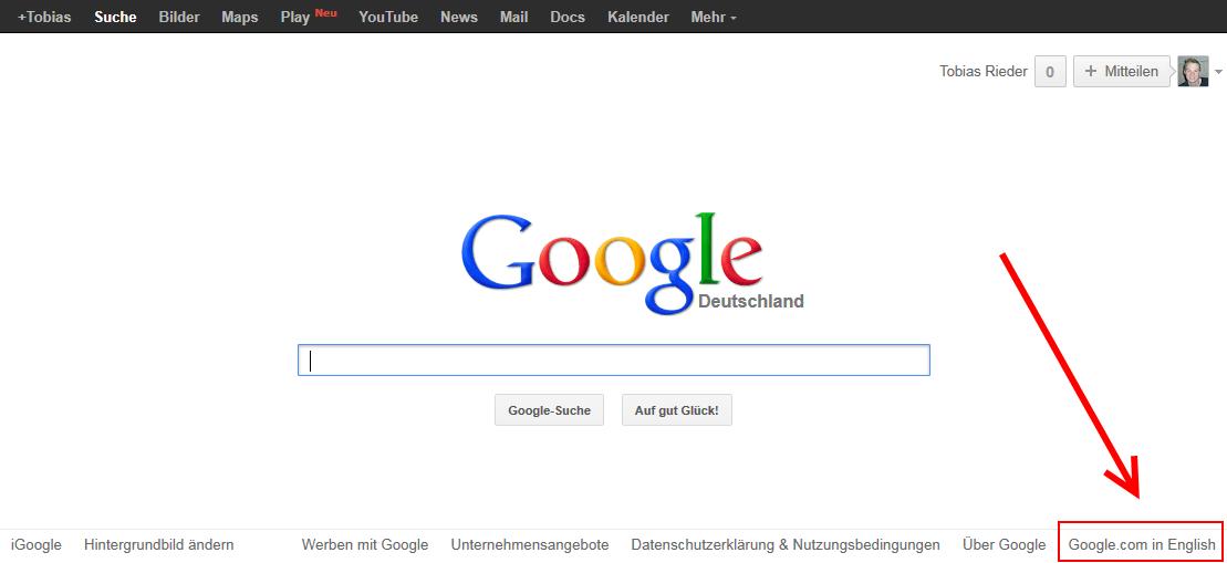 www google ds