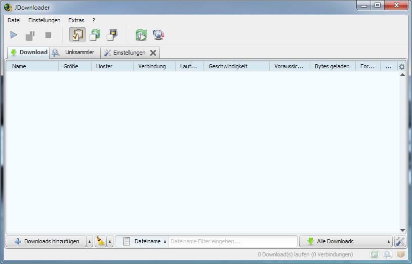 Jdownloader 2 Als Beta Verfügbar Antary