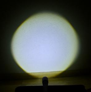 LED Lenser M7RX - defokussiert Low Power Modus (15%)
