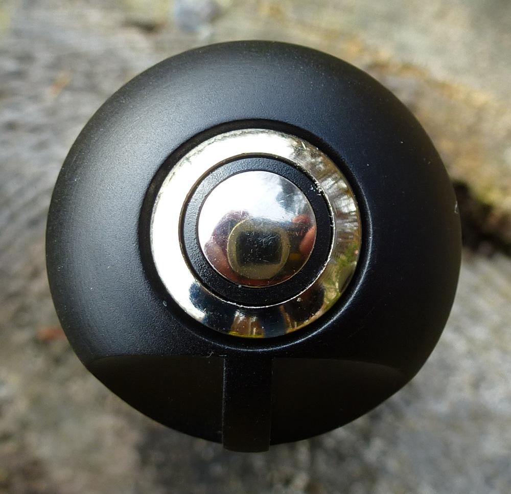 LED Lenser M7RX – Schalter