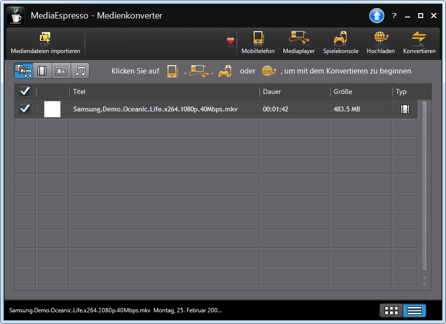 CyberLink MediaEspresso 6.7