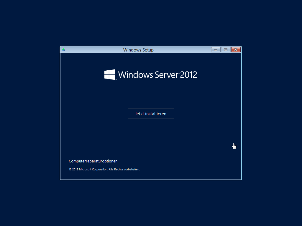 Windows Server Setup 002