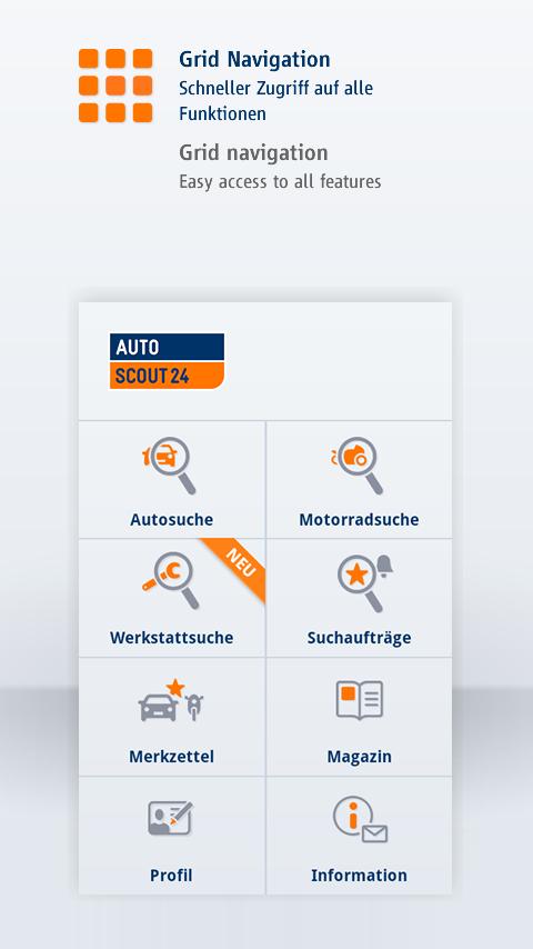 Autoscout24 App