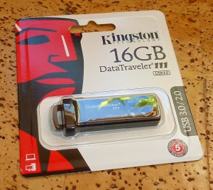 Kingston Data Traveler 111 16GB