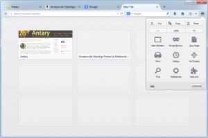 Firefox Australis-Design