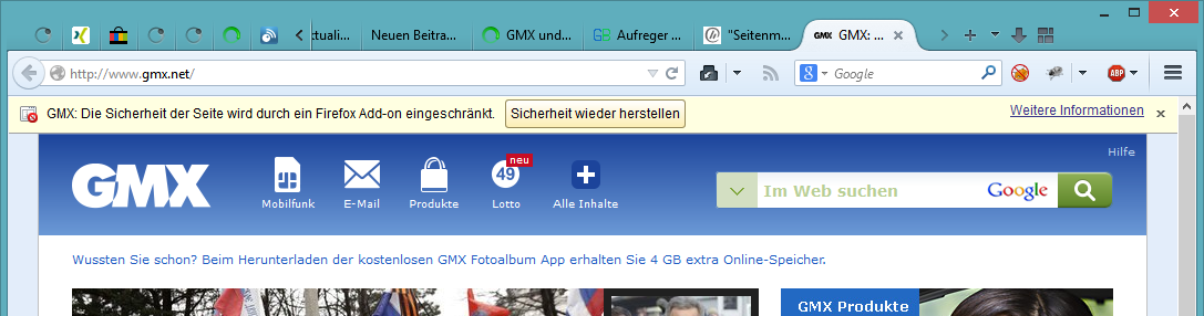 GMX_Hinweis