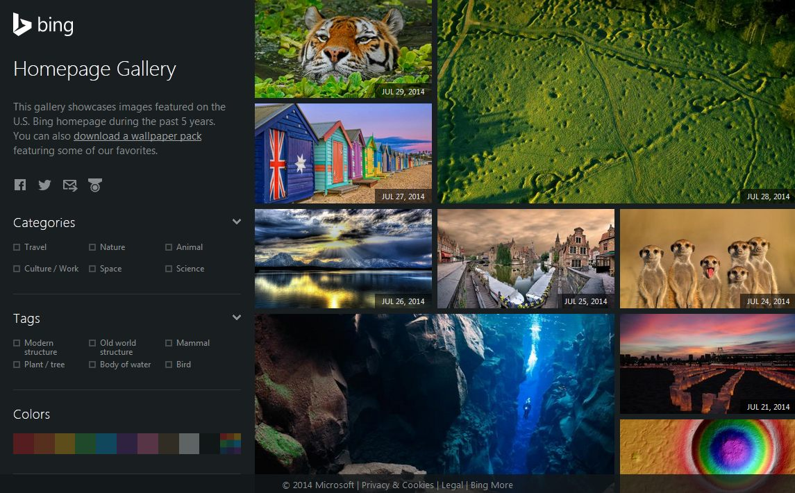 Bing Gallery