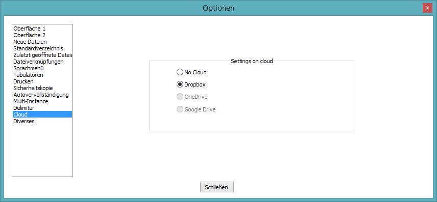 Notepad++ Cloud