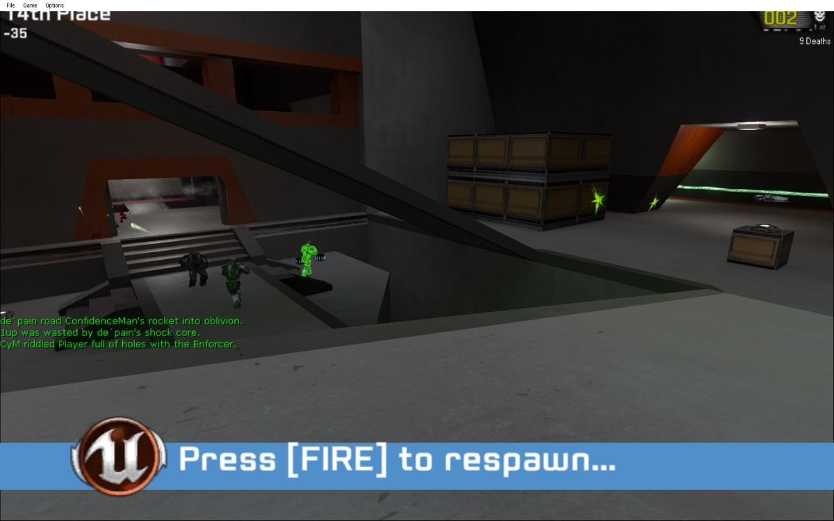 Unreal Tournament 4 Screenshot