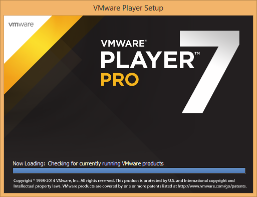 VMware Player 7