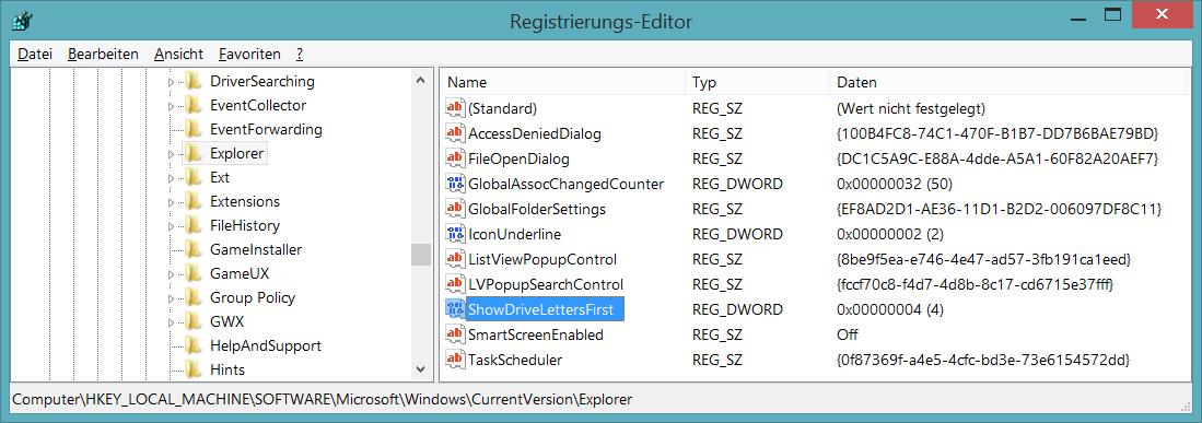 Laufwerksbuchstaben_Registry