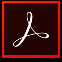 Adobe Acrobat Reader DC Logo