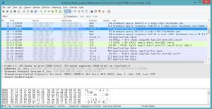 Wireshark alte Benutzeroberfläche