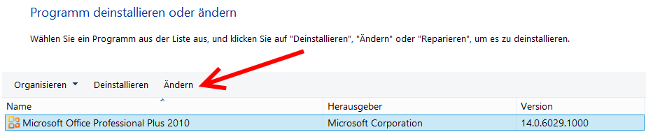 Outlook reparieren