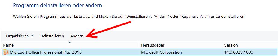Outlook reparieren