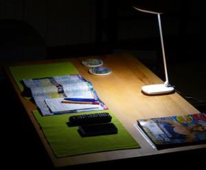 Avantek Schreibtischlampe - Leuchtstufe 3
