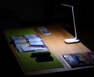 Avantek Schreibtischlampe - Leuchtstufe 2