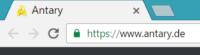 Antary HTTPS