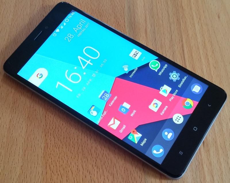 Xiaomi Redmi Note 4X - LineageOS