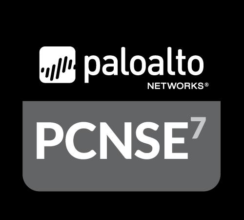 PAN PCNSE7 Logo