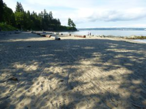 Stanley Park - Third Beach