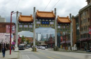 Vancouver Chinatown
