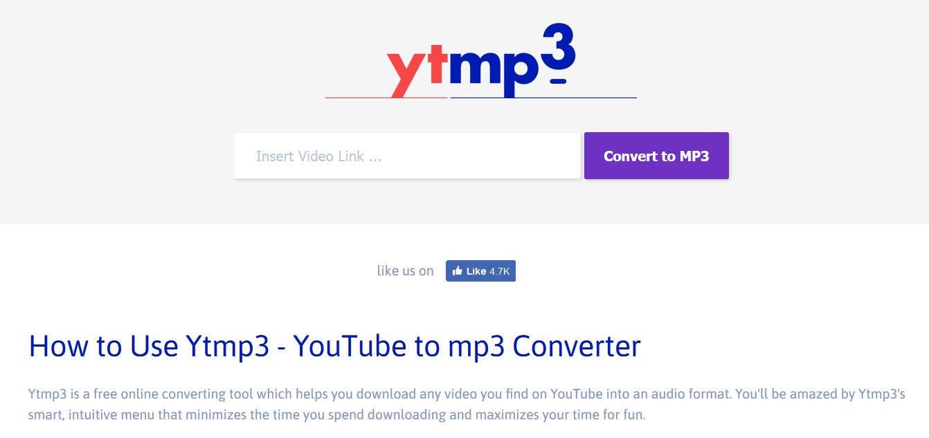 YouTube zu MP9 Konverter – Antary