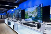 Samsung TV Lineup 2018 (Bild: Samsung)