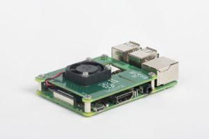 Raspberry Pi 3B+ PoE-HAT