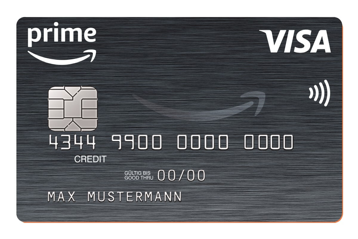 Amazon.de Prime VISA Karte (Bild: Amazon.de)