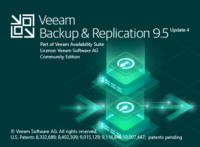 Veeam Backup & Replication 9.5 Update 4