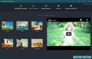 Filmora Video Editor Einfacher Modus
