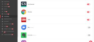 Spyzie Apps sperren